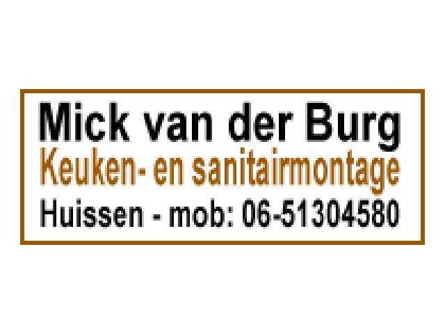 Mick van der Burg